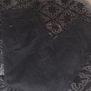 Rue 21 Freedom Flex Black Pants